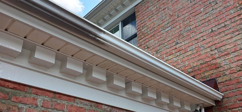 Gutter Brightening Amp Cleaning Hydro Max Power Washing