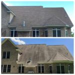 roof before after
