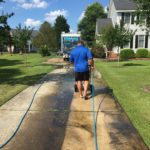 Driveway & Concrete Cleaning