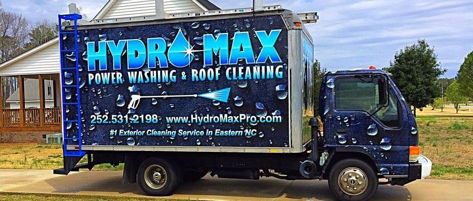Hydro Max Pro  Pressure Washing